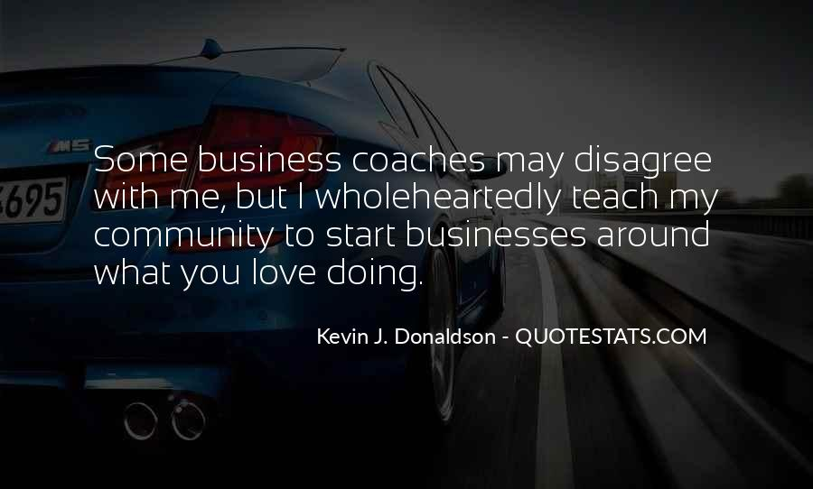 Quotes About Success Coaches #1037495