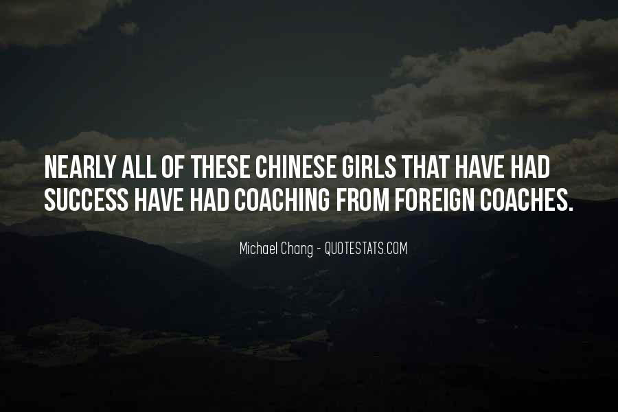 Quotes About Success Coaches #1204613