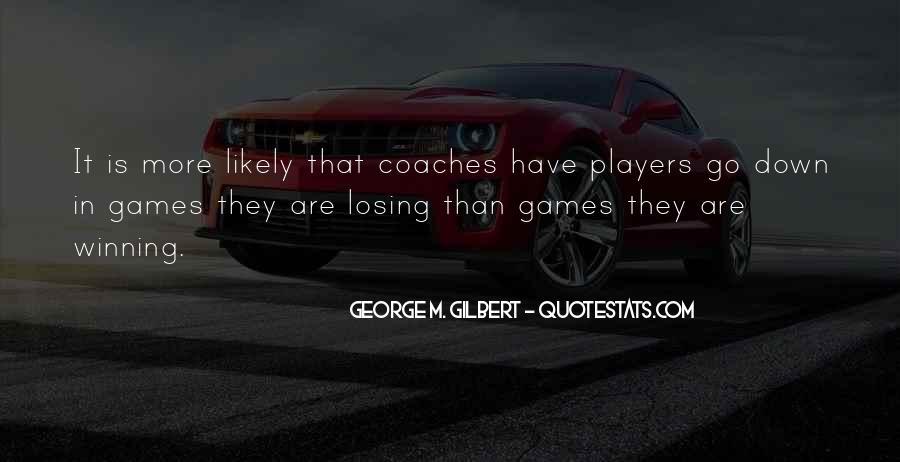 Quotes About Success Coaches #675055