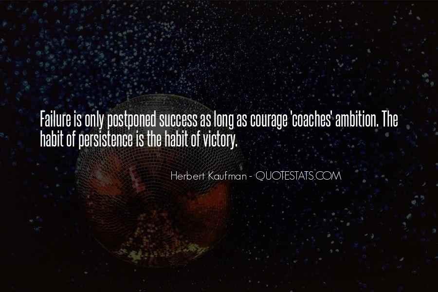 Quotes About Success Coaches #91123