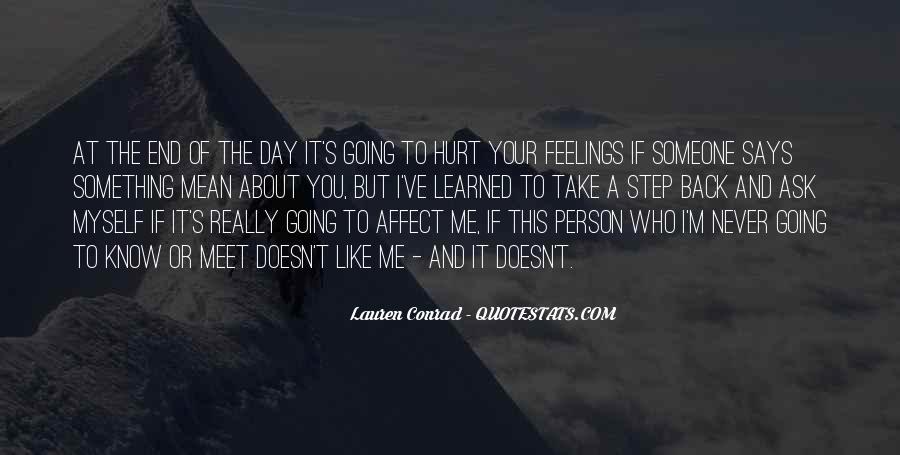 Quotes About Someone Who Hurt You #1689636