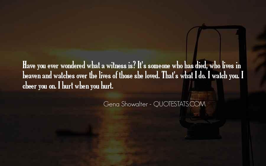 Quotes About Someone Who Hurt You #207818