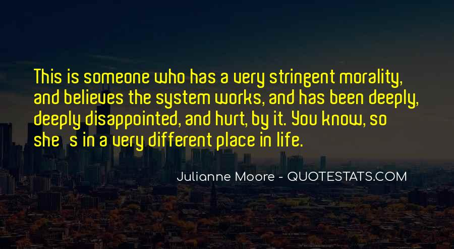 Quotes About Someone Who Hurt You #449793