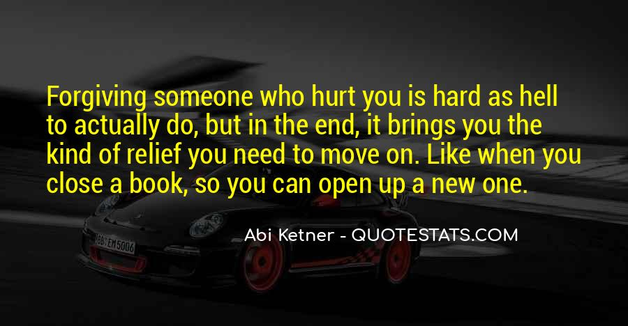 Quotes About Someone Who Hurt You #534501
