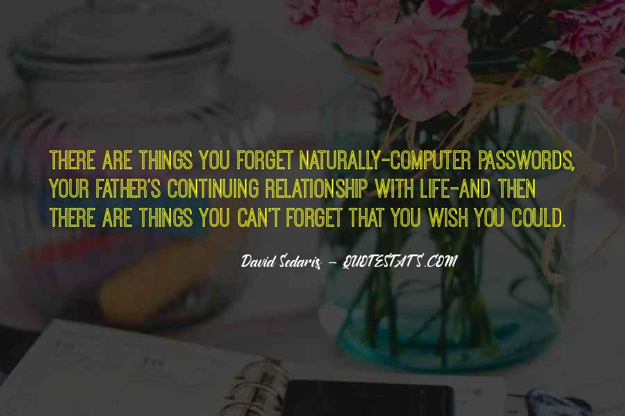 Quotes About Computer Passwords #1398726