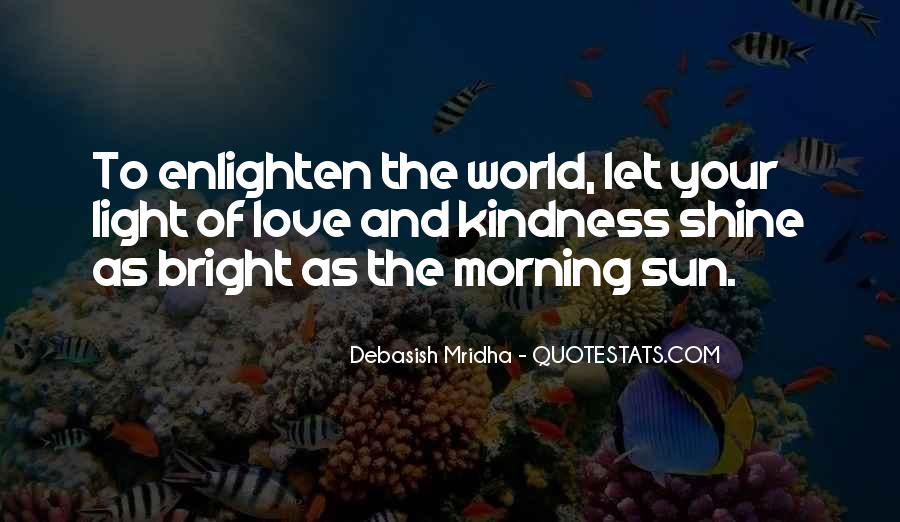 Quotes About Let Your Light Shine #595777