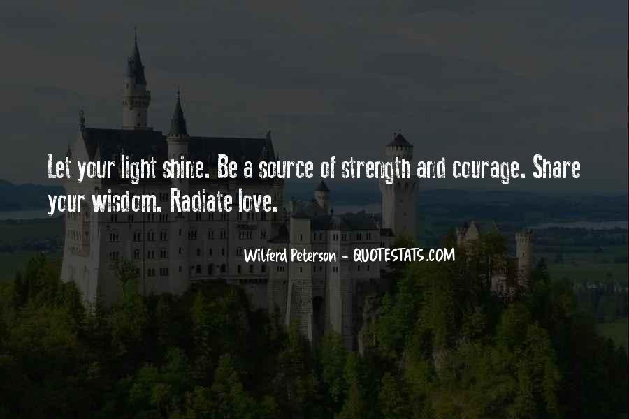 Quotes About Let Your Light Shine #794133