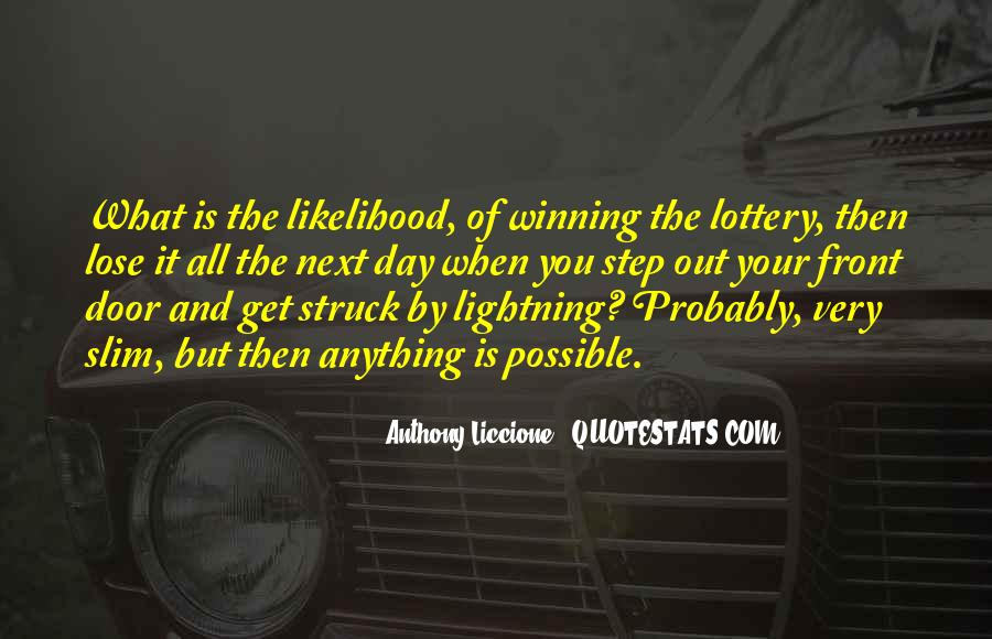 Quotes About Fortune And Luck #1100545