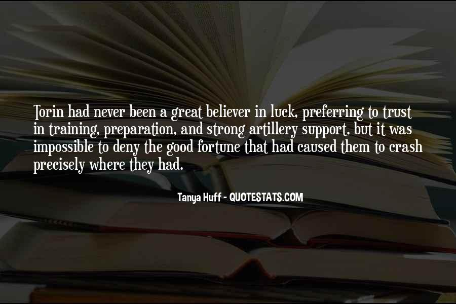 Quotes About Fortune And Luck #1151104