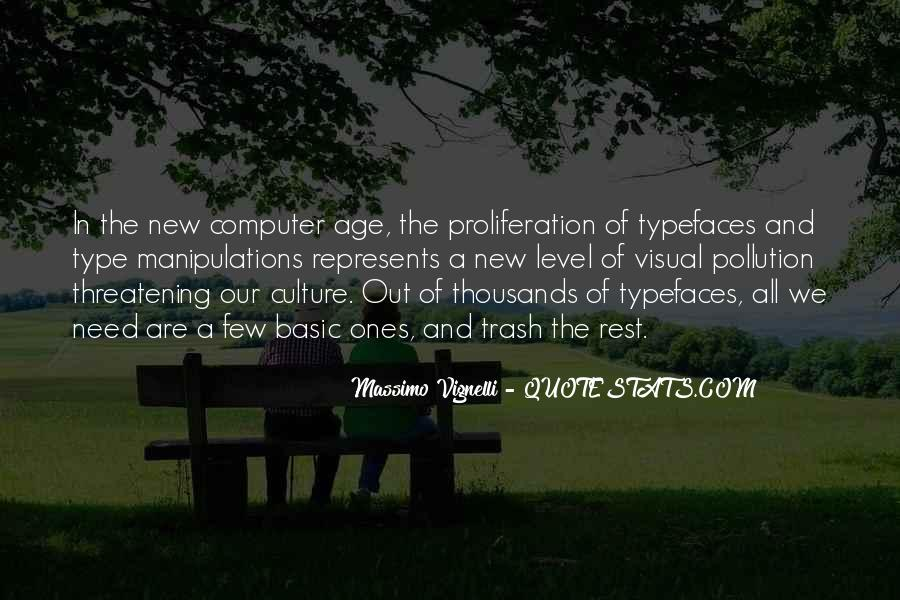Quotes About Visual Culture #1199291
