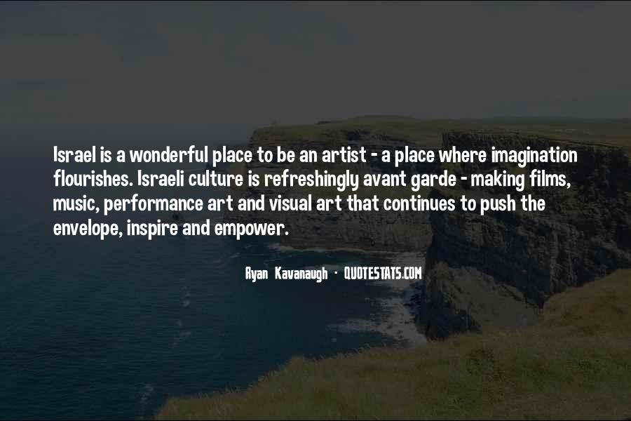 Quotes About Visual Culture #1241653