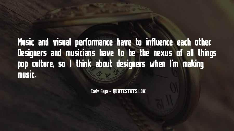 Quotes About Visual Culture #1550901
