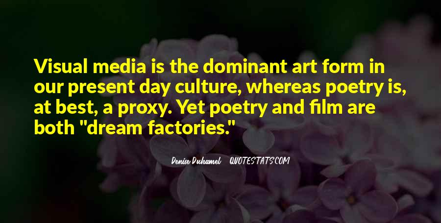 Quotes About Visual Culture #901704