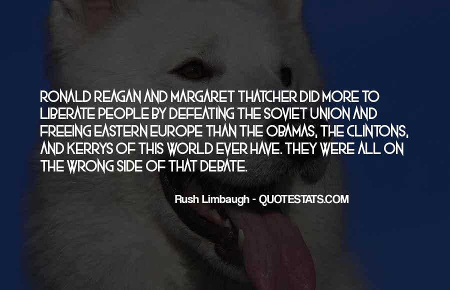 Quotes About Europe Union #108312