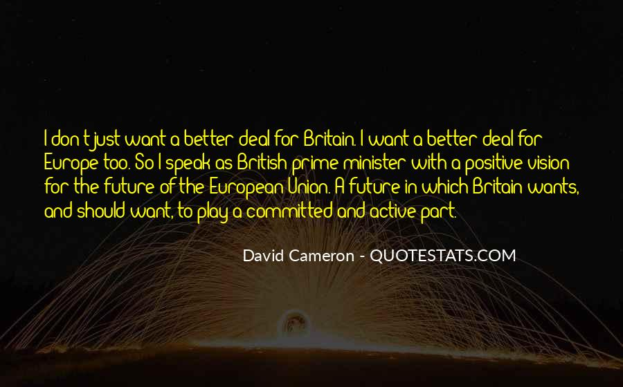 Quotes About Europe Union #1664365