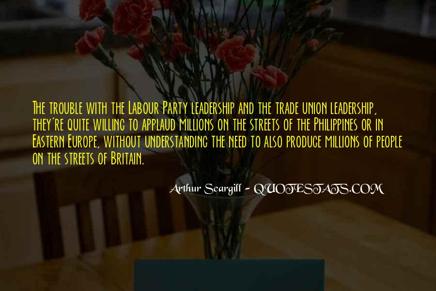 Quotes About Europe Union #1691233