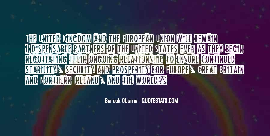 Quotes About Europe Union #1721658