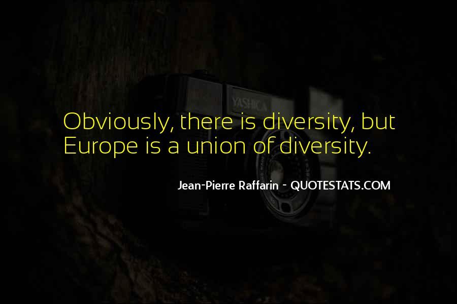 Quotes About Europe Union #287107