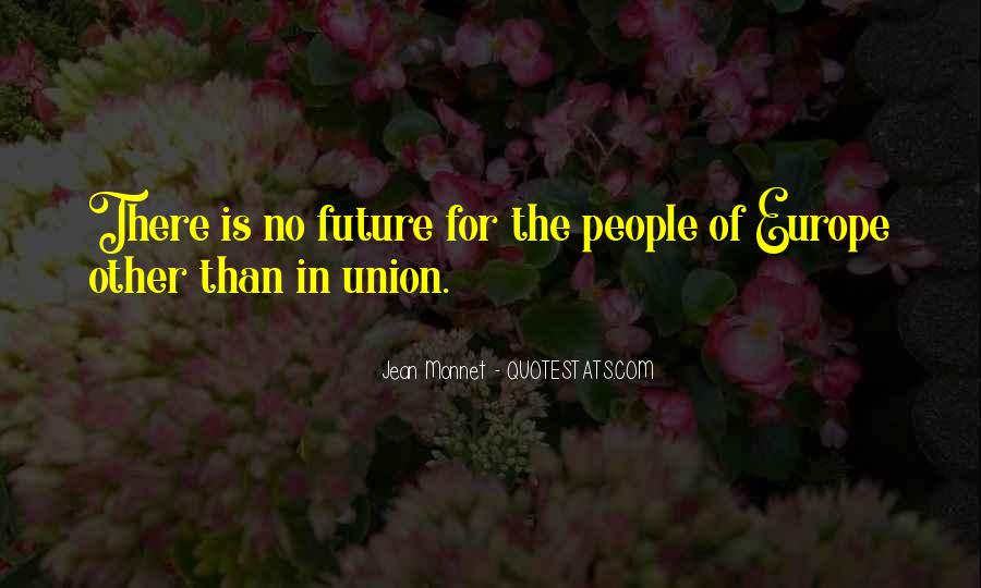 Quotes About Europe Union #341135