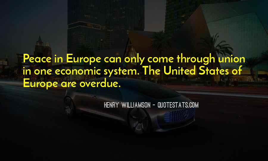 Quotes About Europe Union #573703