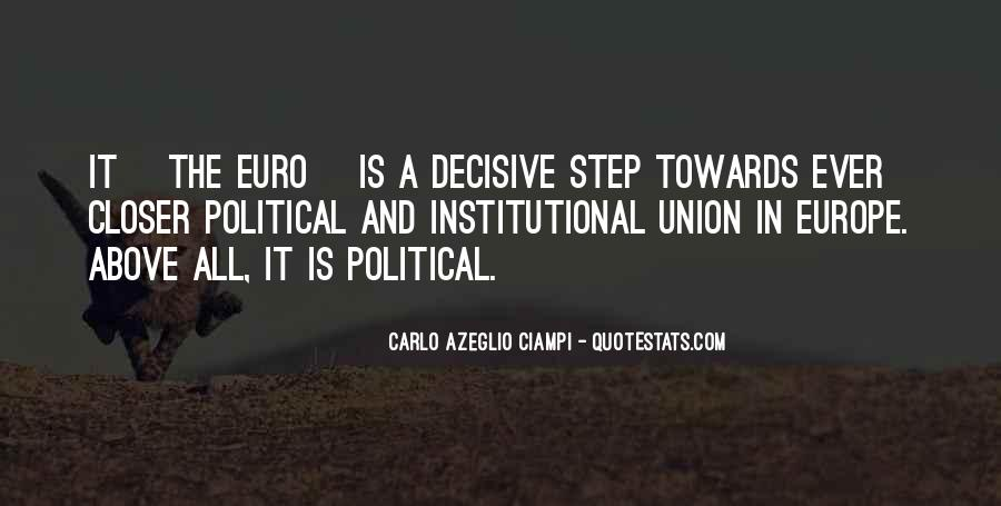 Quotes About Europe Union #595958