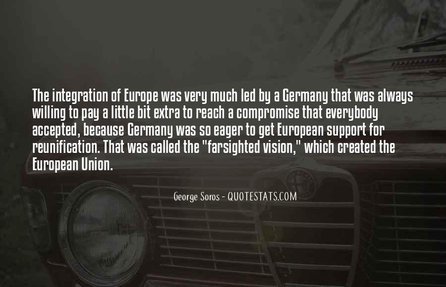 Quotes About Europe Union #622994