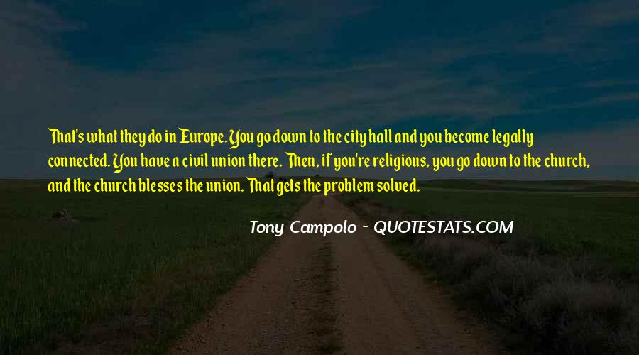 Quotes About Europe Union #626293