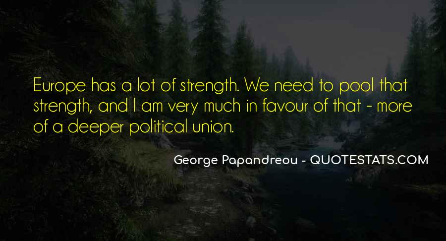 Quotes About Europe Union #768419