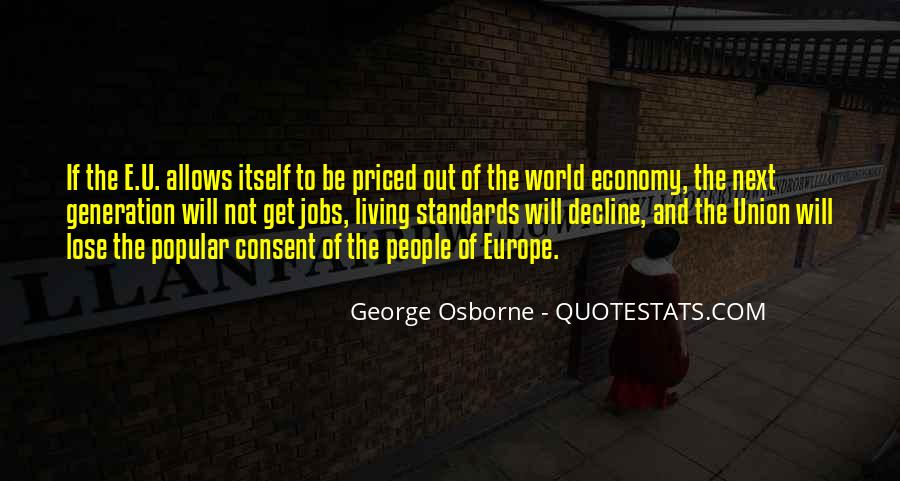 Quotes About Europe Union #96533