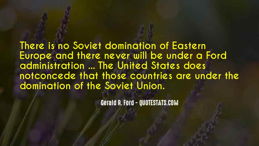 Quotes About Europe Union #967151