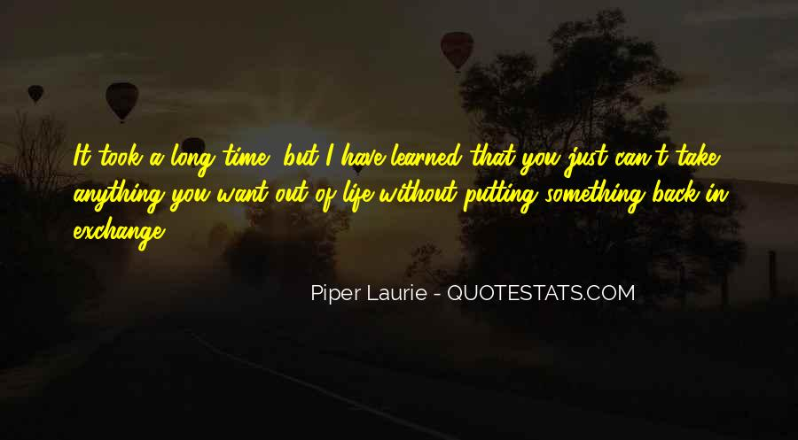Quotes About Something You Want But Can't Have #1194121