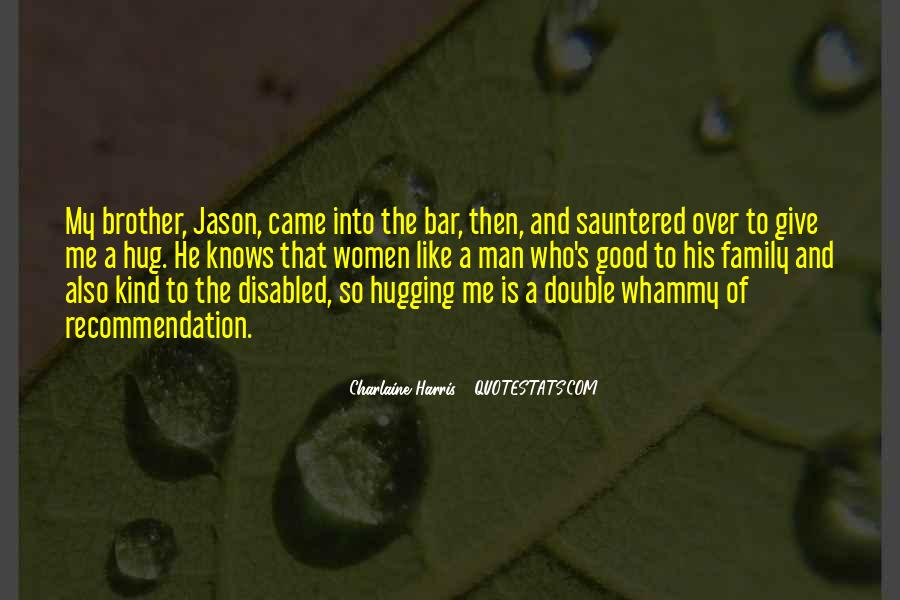 Quotes About Hugging From Behind #14041