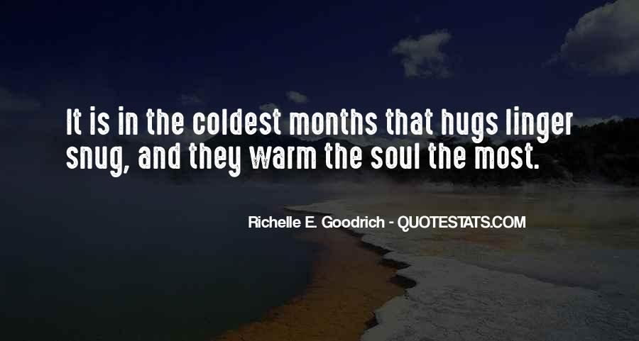 Quotes About Hugging From Behind #230434