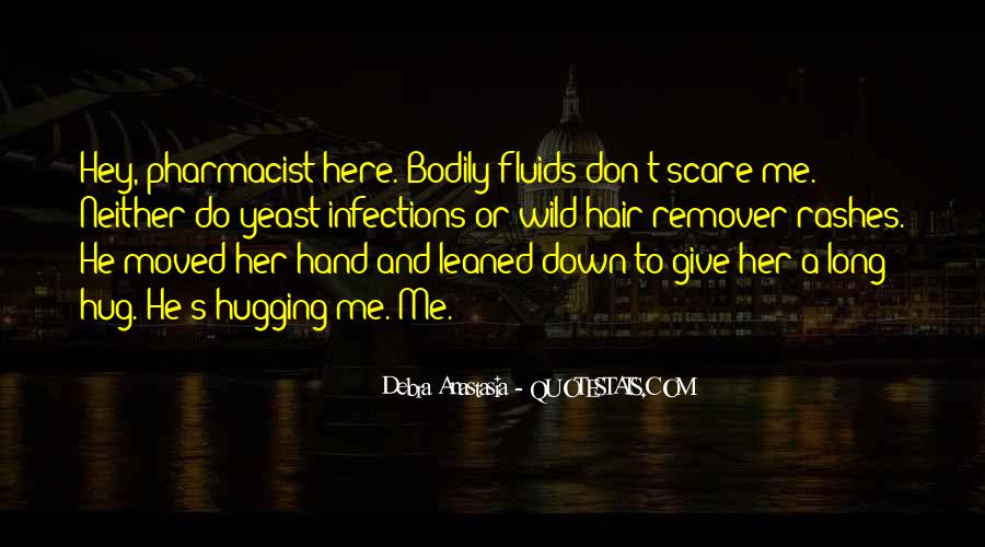 Quotes About Hugging From Behind #378977