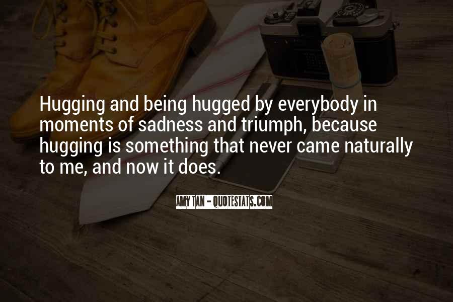 Quotes About Hugging From Behind #434440