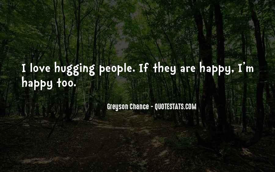 Quotes About Hugging From Behind #455458