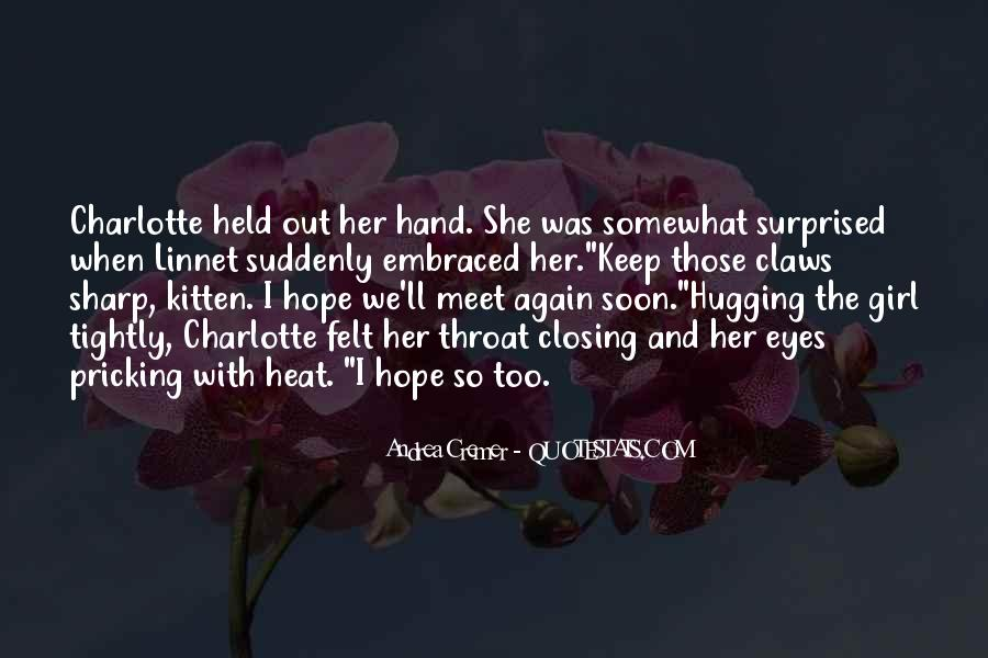 Quotes About Hugging From Behind #512518