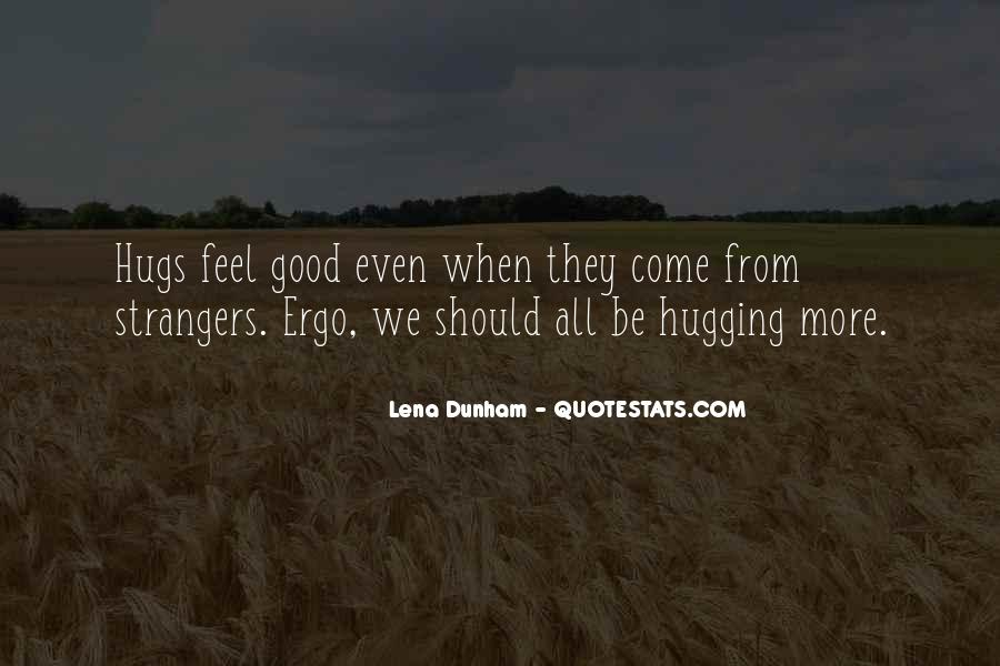 Quotes About Hugging From Behind #572188