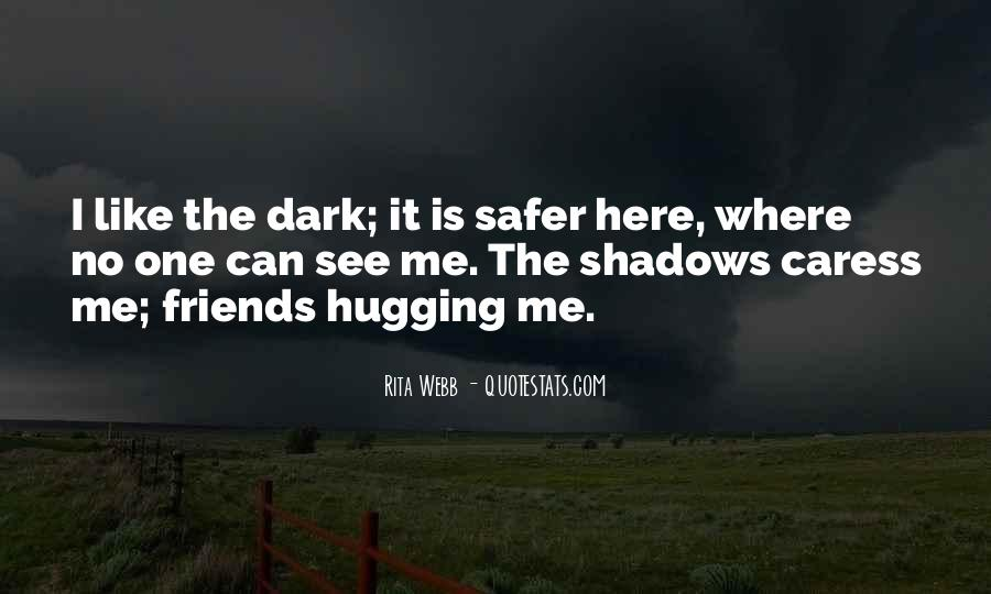 Quotes About Hugging From Behind #629628