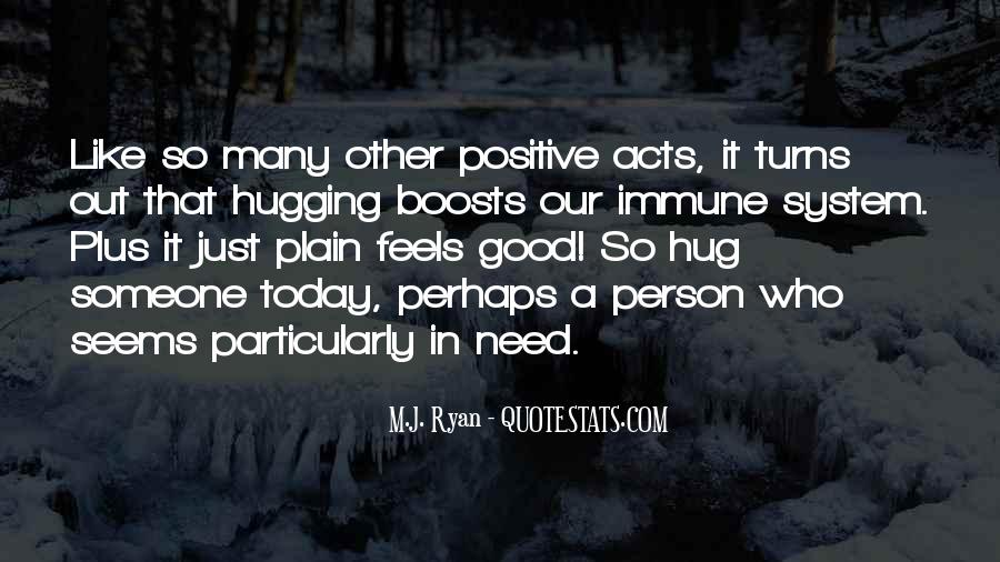 Quotes About Hugging From Behind #665608