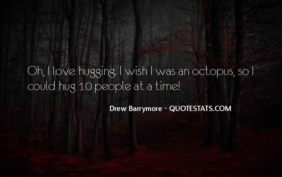 Quotes About Hugging From Behind #697258