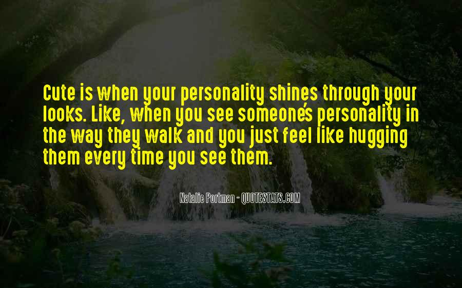 Quotes About Hugging From Behind #789333