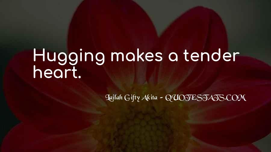 Quotes About Hugging From Behind #970642