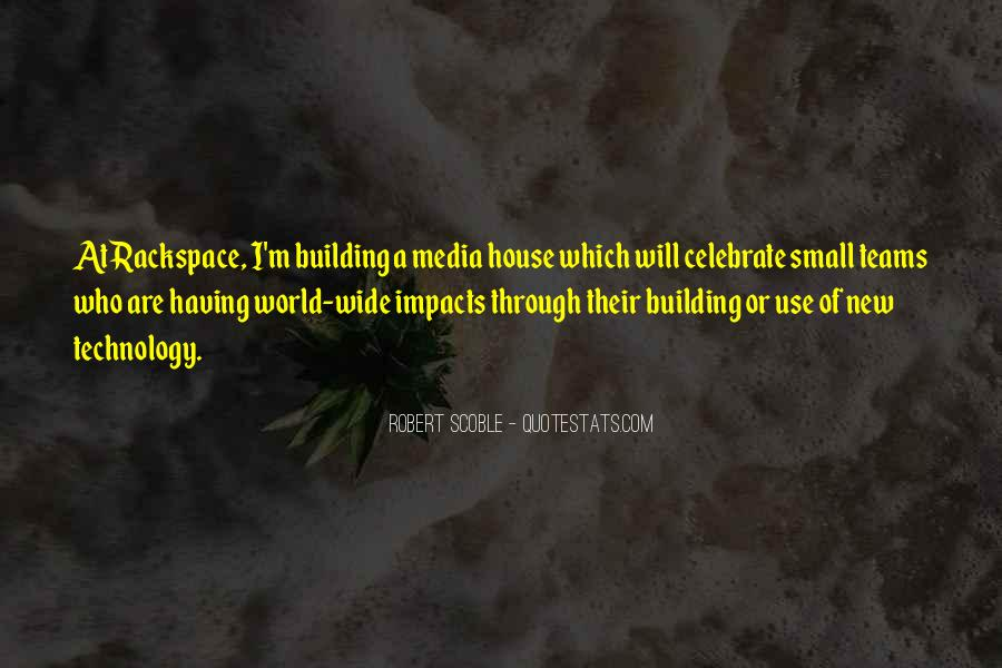 Quotes About Building A New House #1032648