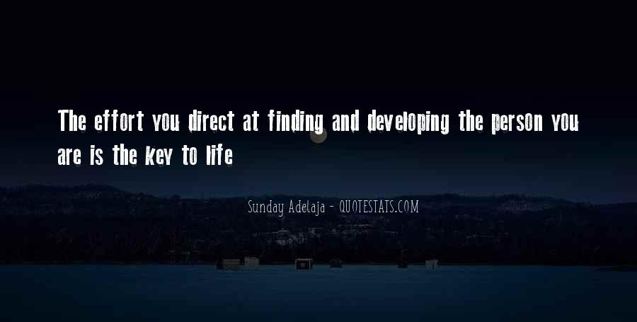 Quotes About One's Calling In Life #87624