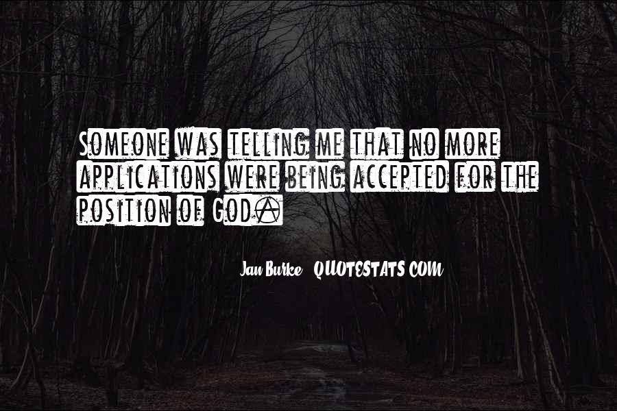 Quotes About Being Accepted By God #1556815