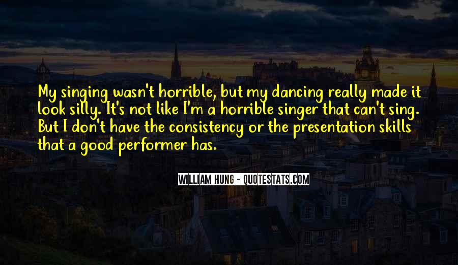 Quotes About Presentation Skills #1523794