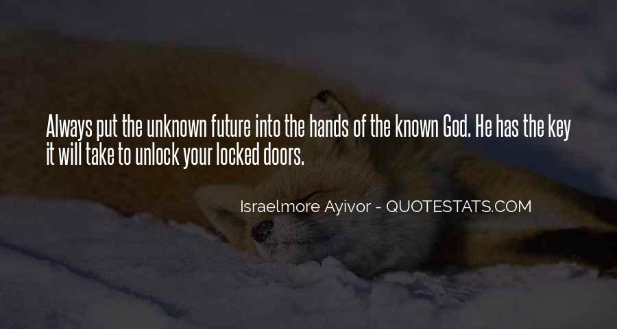 Quotes About Prayer Of Intercession #1230622