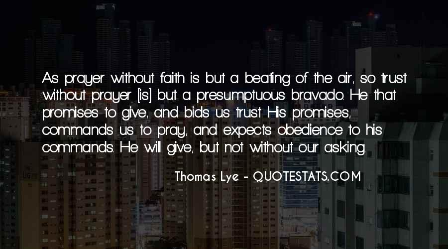 Quotes About Prayer Of Intercession #174190