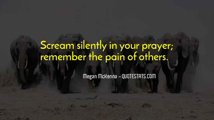 Quotes About Prayer Of Intercession #179811